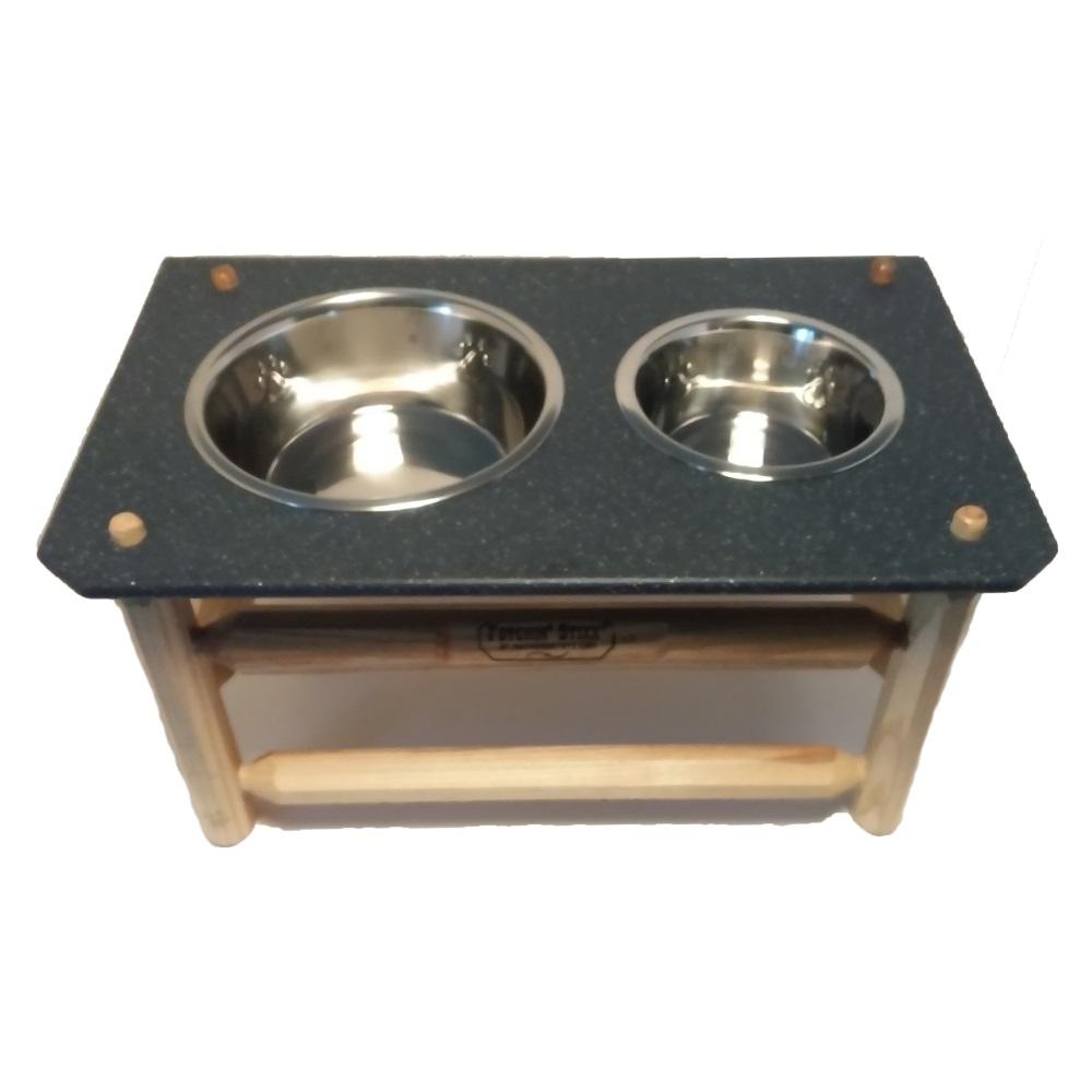Medium Food Riser Maxx Dogg Toyz